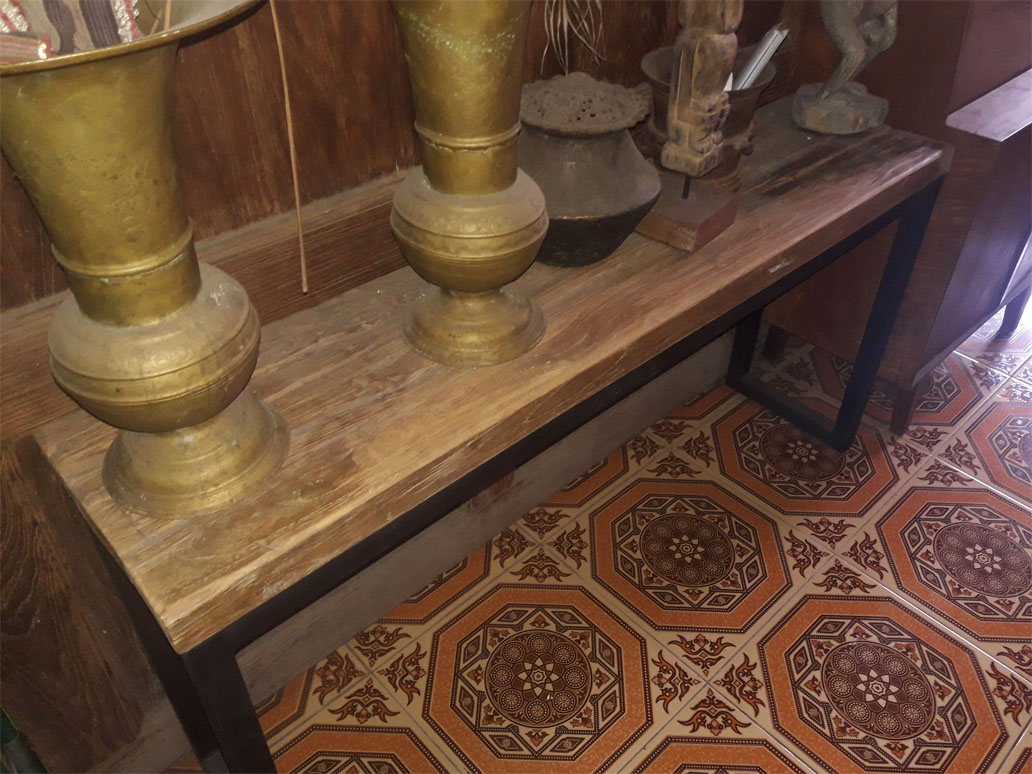 Rustic Console Table 150