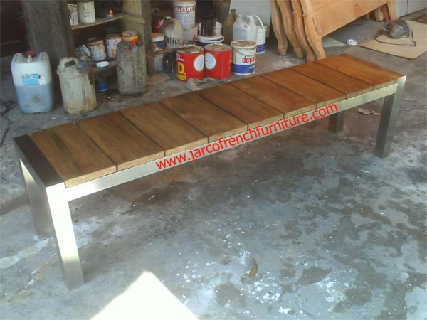 Stainless Bench 160