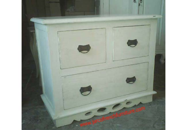 Gregorian Chest 3 Draws
