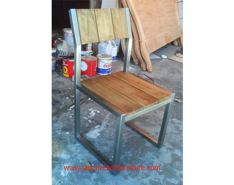 Stainless Chairs Flat