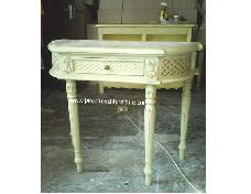 French Console 1 Drawer