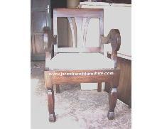 Java Arm Chair Cushion
