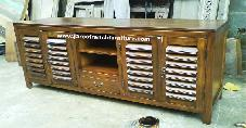 Shutter Pasific Buffet 1 Drawers