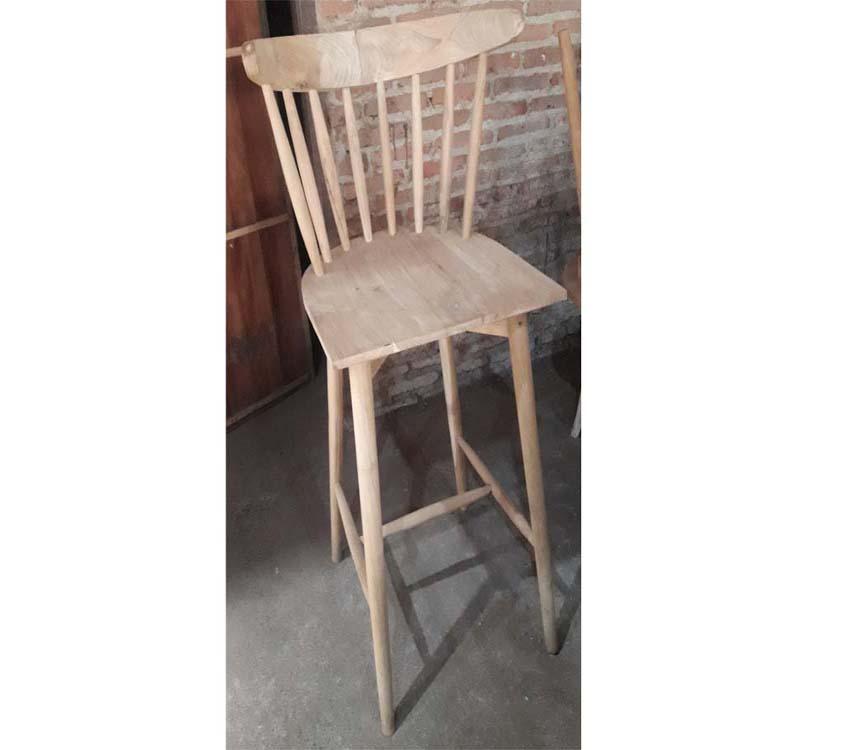 Pillar Bar Chair