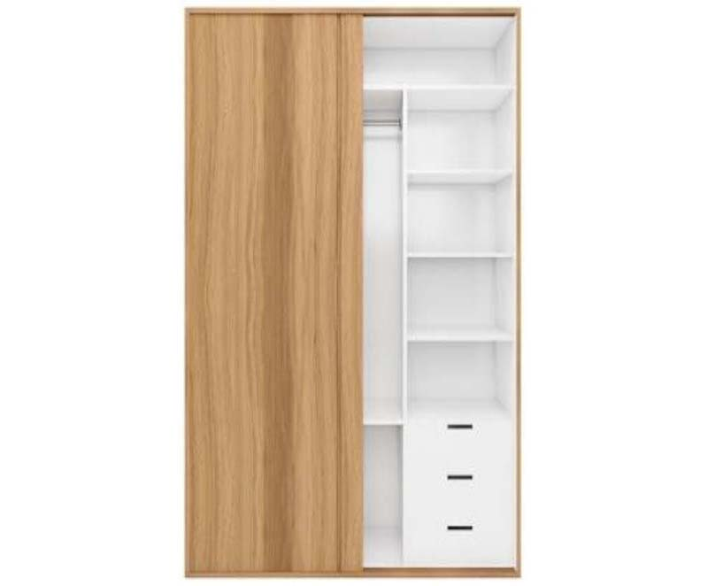 Open Cabinet 3 Drawers